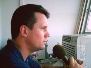 Matt McDermott CBL Championship 2007 Game PA Announcer