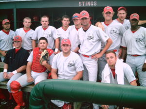 Bay Area Toros CBL 2007 Championship