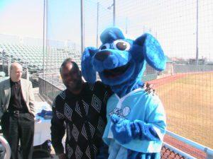 Curtis Wilkerson Thunder Dog 2008 McKinney Blue Thunder Media Day