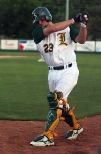 Lewisville Lizards Ryan catcher 2007