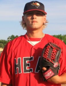 Trevor Klassen 2007 Texas Heat CBL