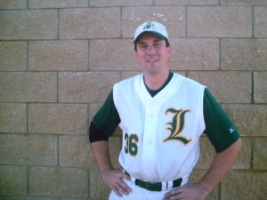 Matt McDermott Lewisville Lizards Argyle Texas 2007
