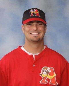 Alexandria Aces 2009 Continental Baseball League Player