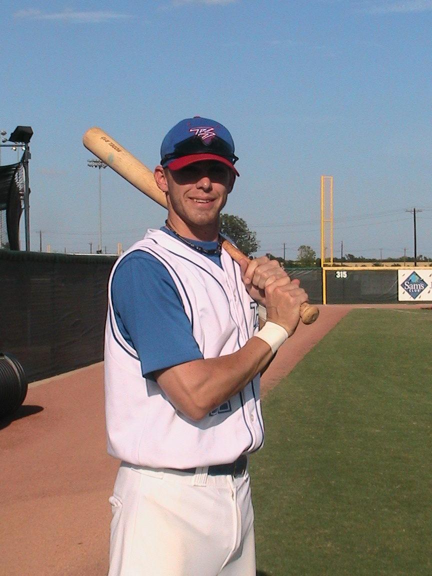 alan betourne mckinney blue thunder 2008 continental baseball league